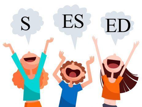 Cách phát âm các từ có đuôi S ES ED