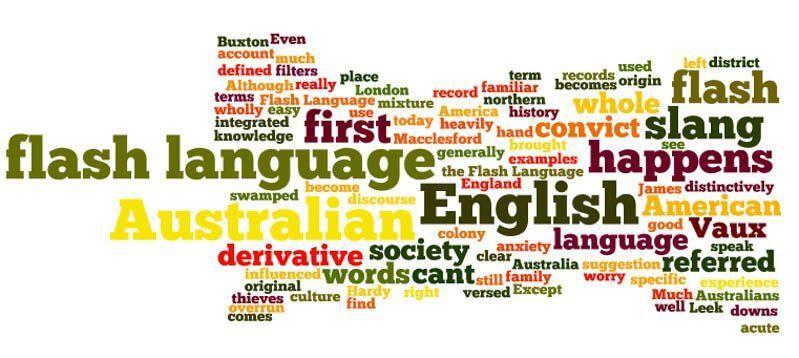 sự thú vị của tiếng Anh Úc