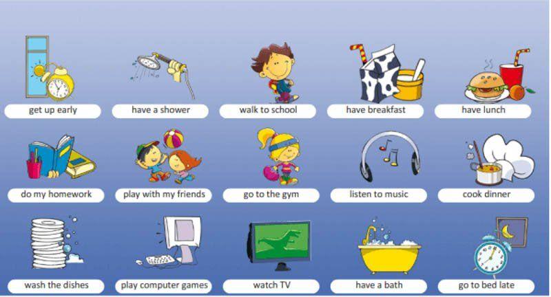 Chọn các chủ đề thường gặp trong giao tiếp để học từ vựng