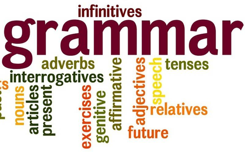 Giải thích ngữ pháp tiếng Anh