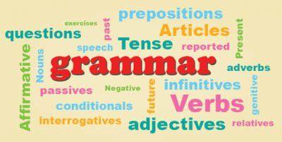 Nắm chắc ngữ pháp cơ bản để tự tin trong các bài thi nói tiếng Anh