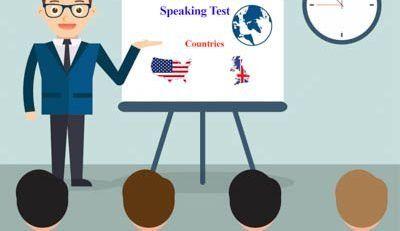 Thi nói tiếng Anh