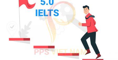 IELTS 5.0