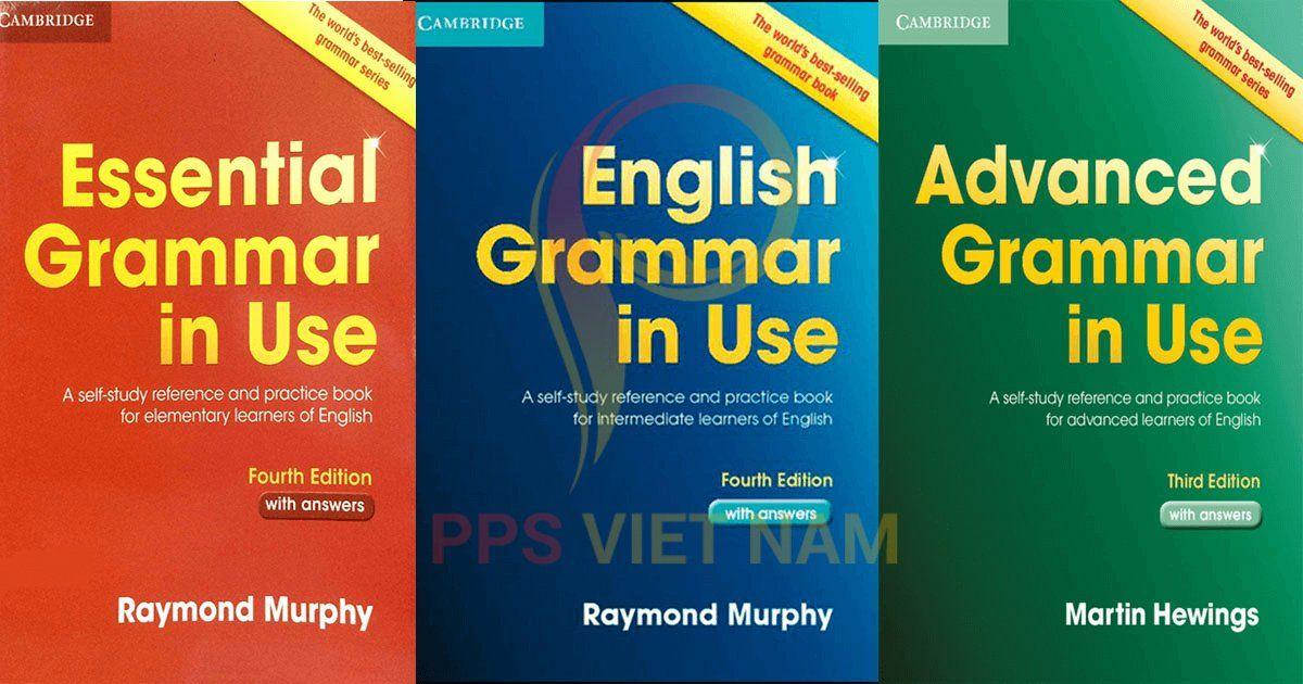 Giáo trình ngữ pháp tiếng Anh
